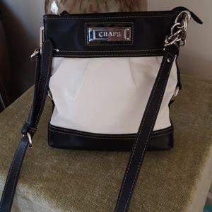 Chaps crossbody bag
